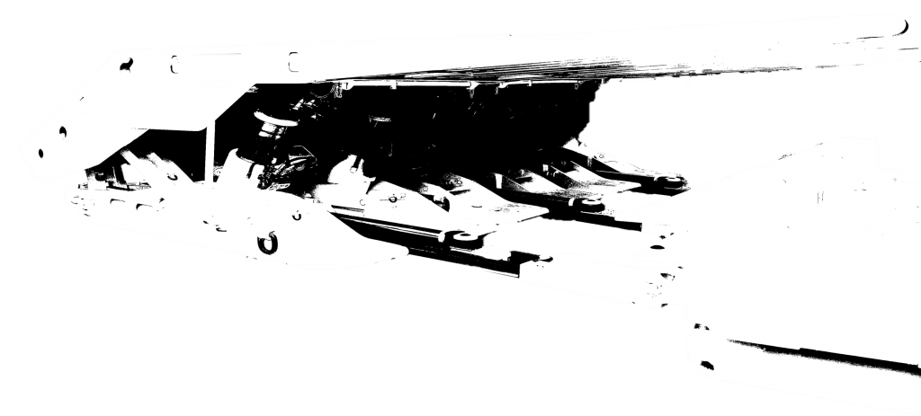 Strebausbau Heintzmann