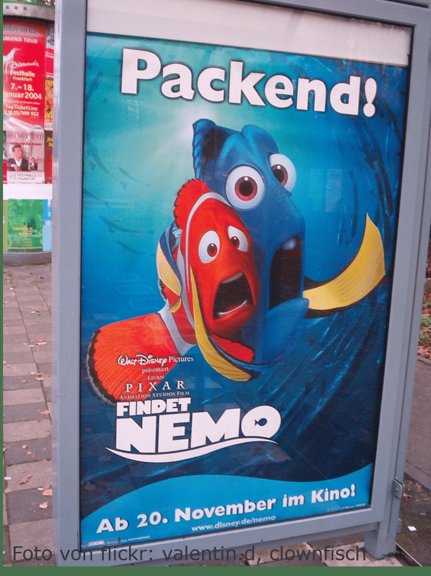 Orientieren Sie sich bei Werbung per Flyer im After Market an Plakaten