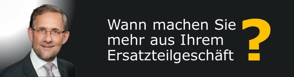 Andreas E. Noll, Management-Beratung Ersatzteilgeschäft no-stop.de