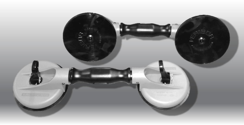 Werkzeug um Glasscheiben für das Ersatzteilgeschäft sicher zu verpacken