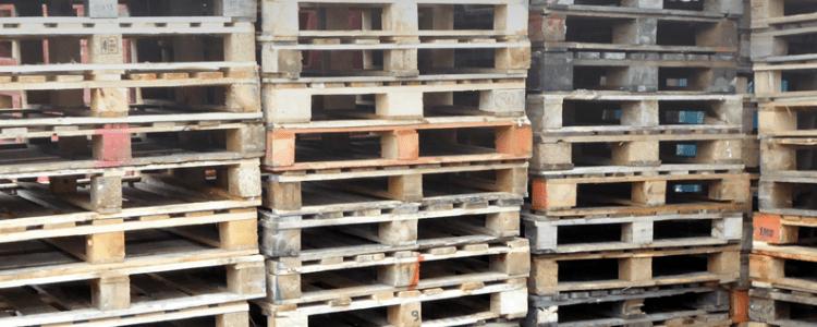 Behälterverwaltung: Palettenschwund vermeiden