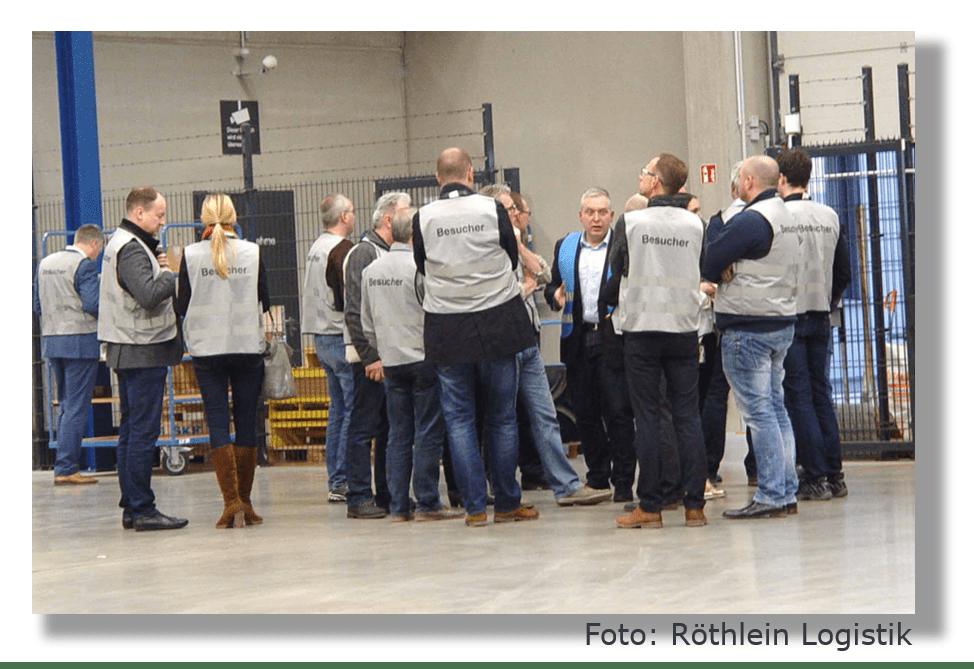 Standort Röthlein Logistik