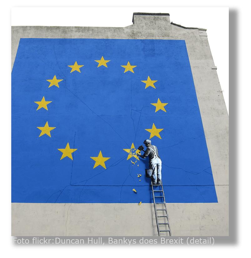 Ersatzteil-Logistikkette nach Brexit schwierig