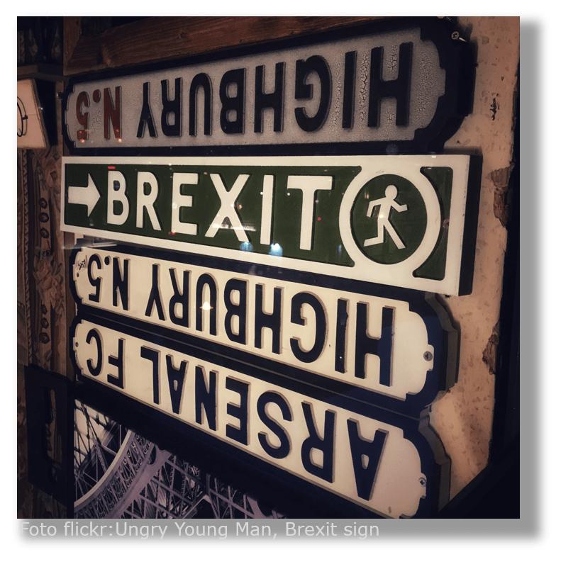 Logistikkette für Ersatzteile nach Brexit schützen
