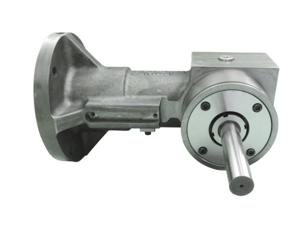 Reenginiertes Getriebe von GMP