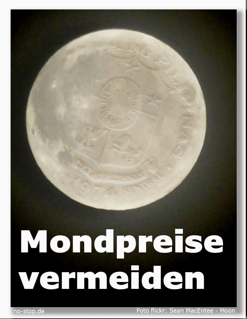Mondpreise bei Ersatzteilen durch Unternehmensberatung vermeiden